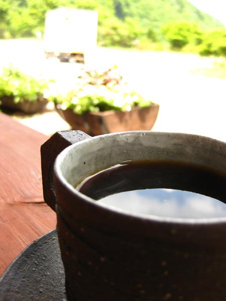 わき水コーヒー